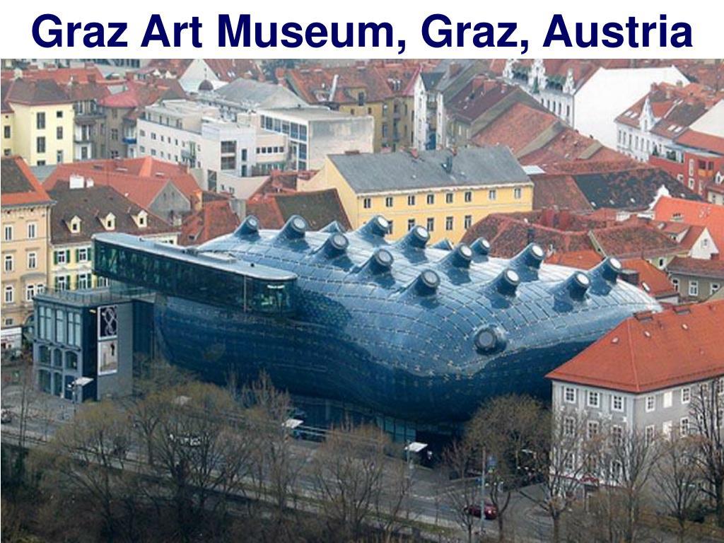 Graz Art Museum, Graz, Austria