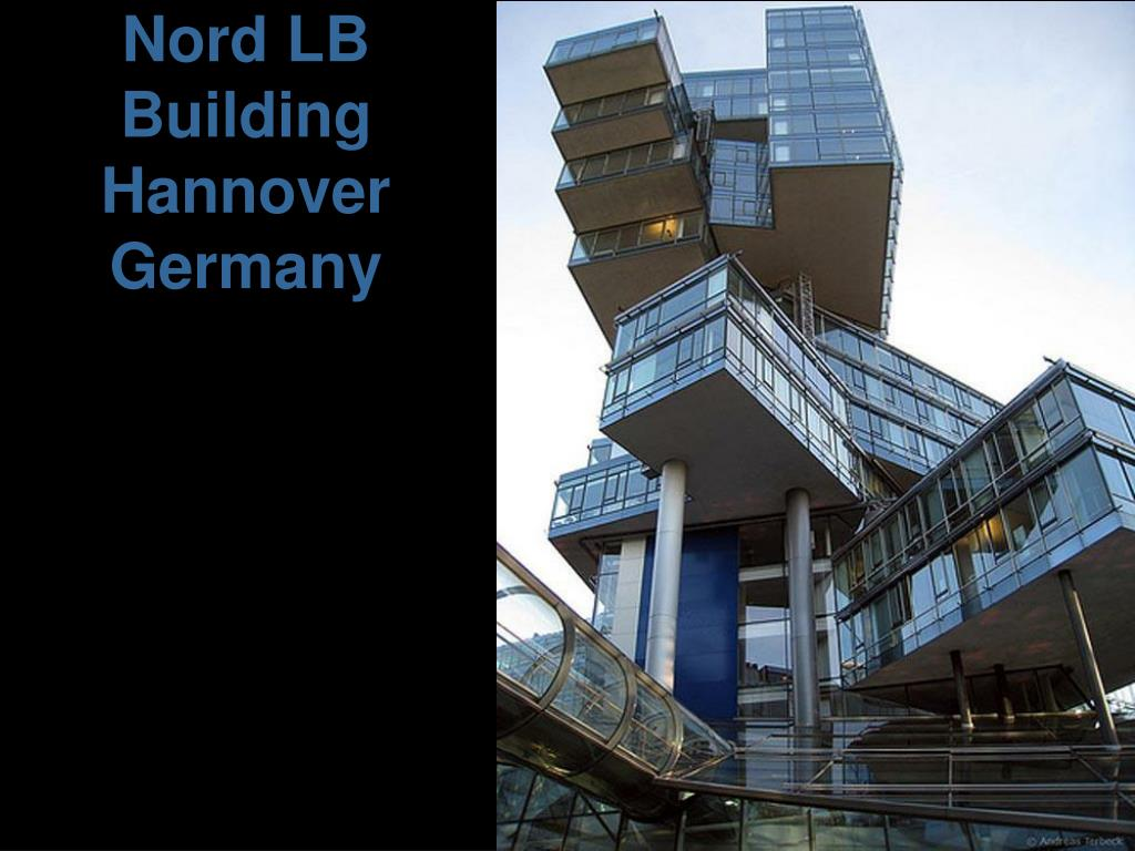 Nord LB Building Hannover Germany