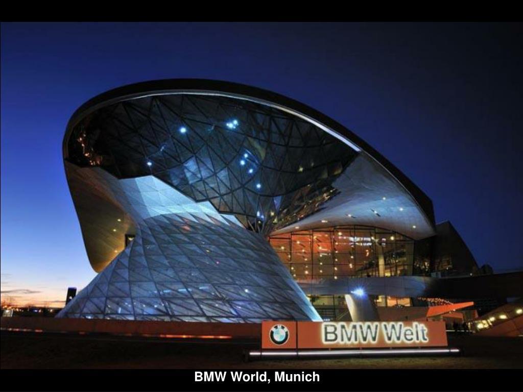 BMW World, Munich