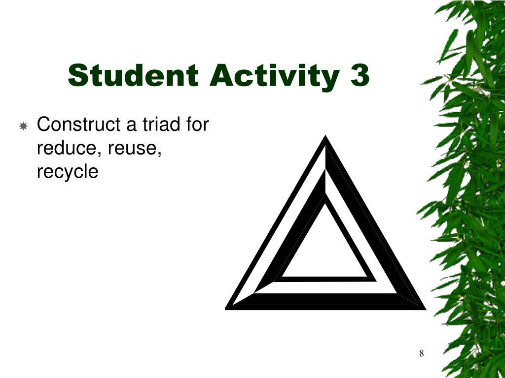 Student Activity 3