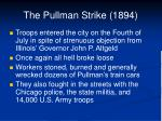 the pullman strike 18944