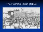 the pullman strike 18945