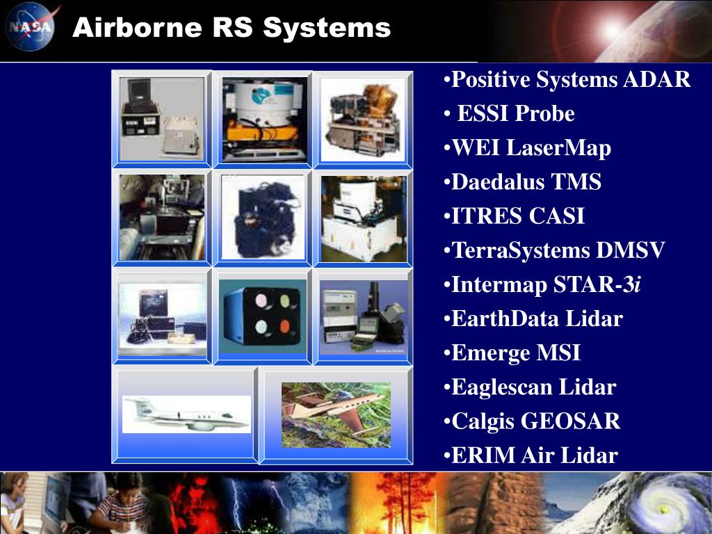 Airborne RS Systems