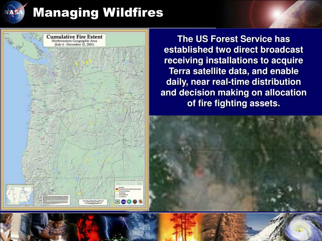Managing Wildfires