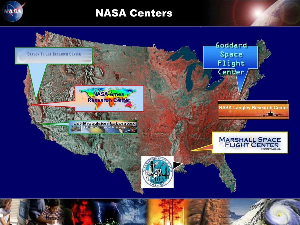 NASA Centers