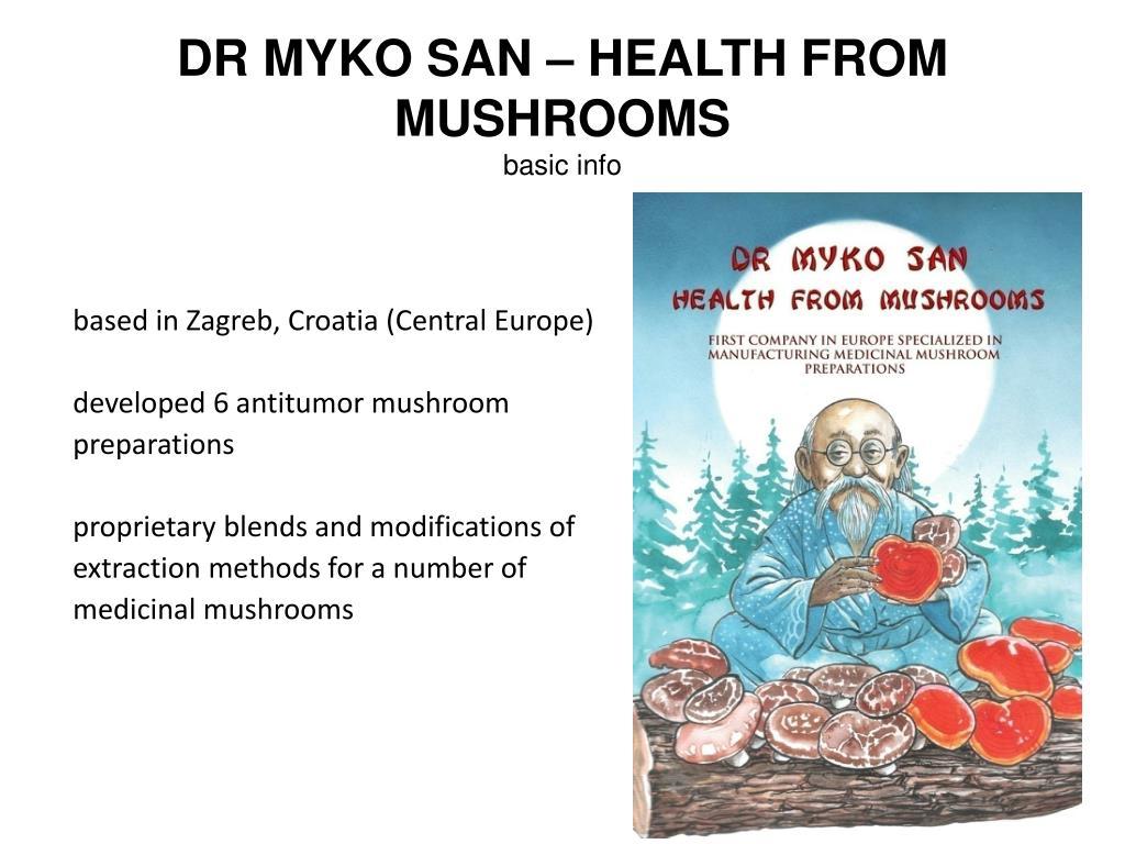 DR MYKO SAN – HEALTH