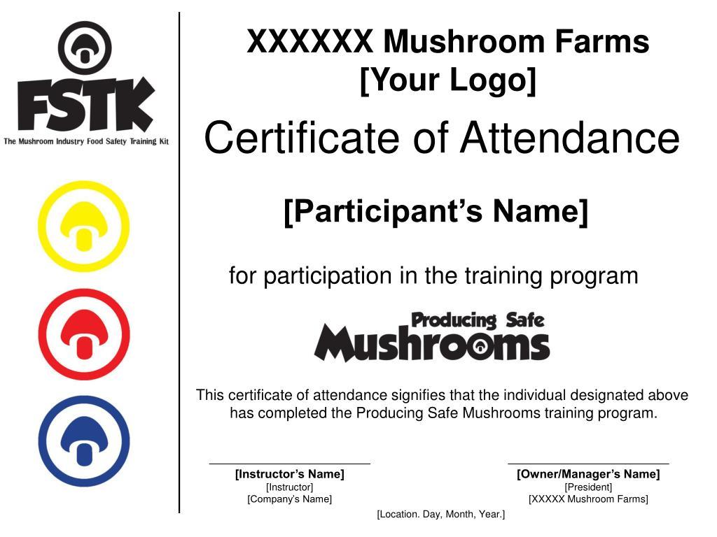 XXXXXX Mushroom Farms