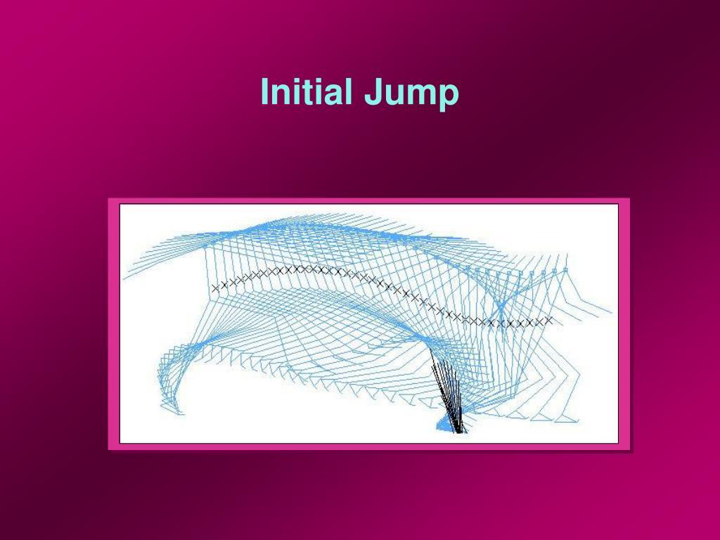 Initial Jump