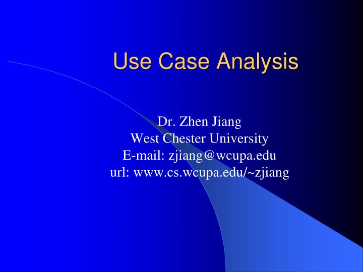 strategy analysis of case 2