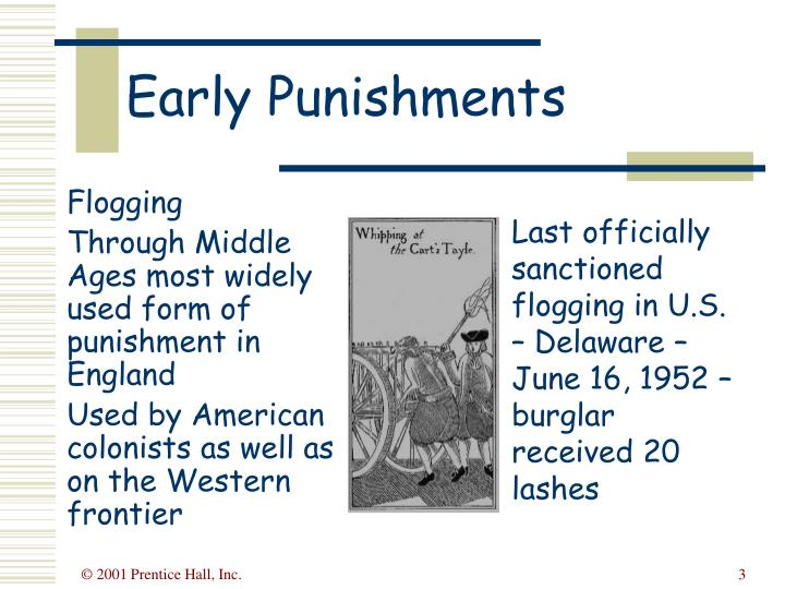 Early punishments3