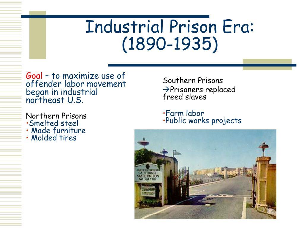 Southern Prisons