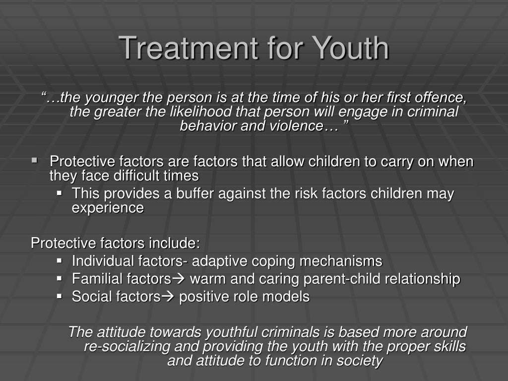 Treatment for Youth