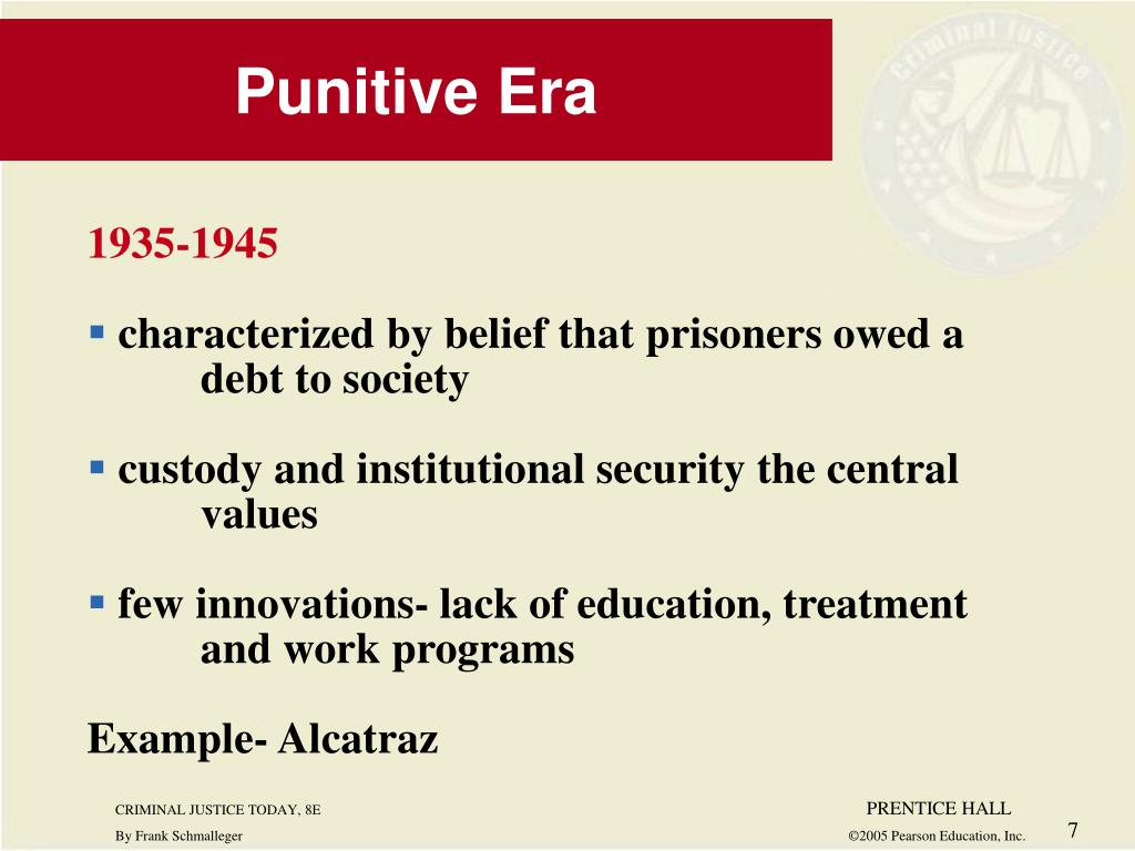 Punitive Era