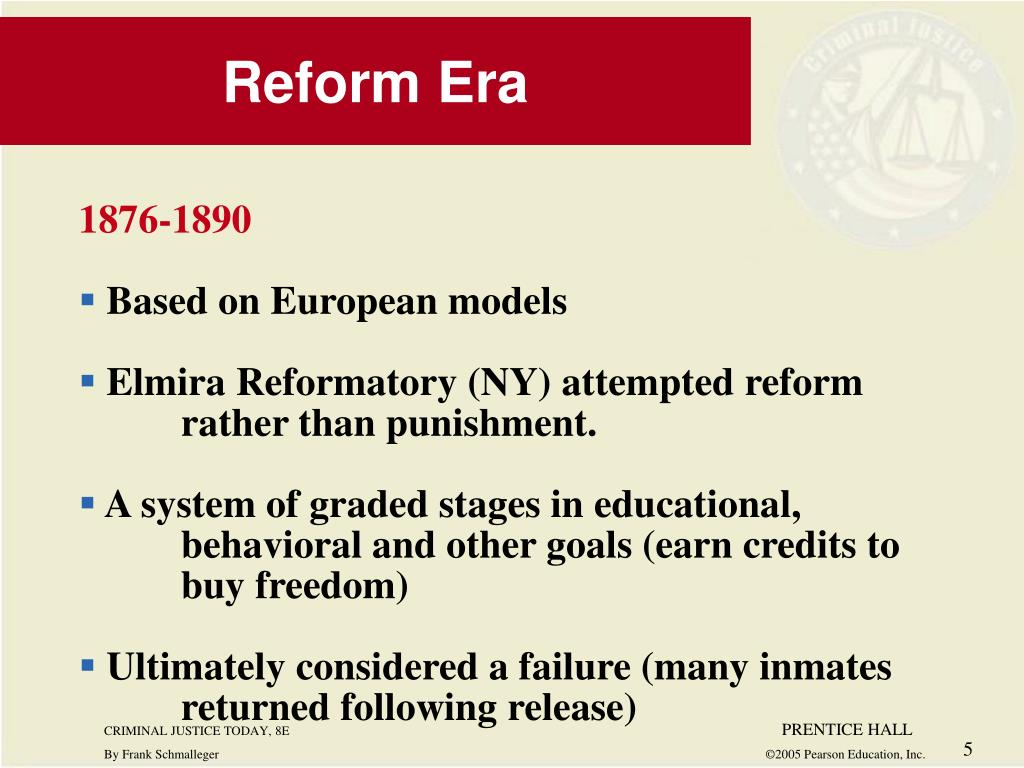 Reform Era