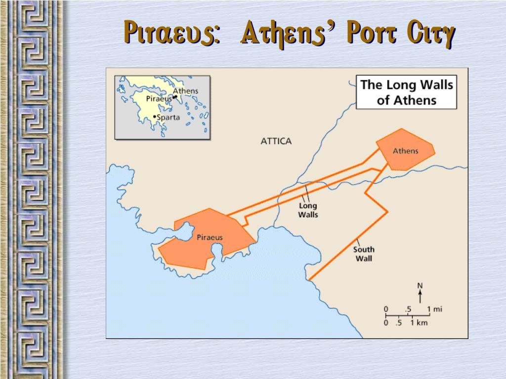 Piraeus:  Athens' Port City