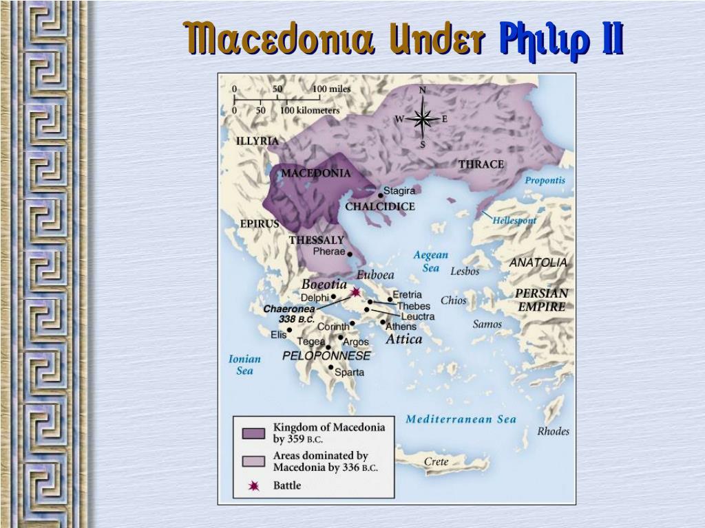 Macedonia Under