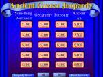 ancient greece jeopardy3