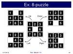 ex 8 puzzle22