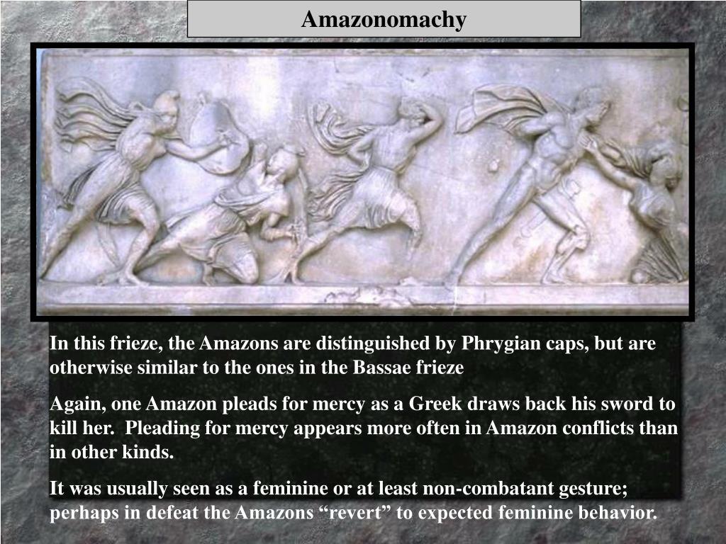 Amazonomachy