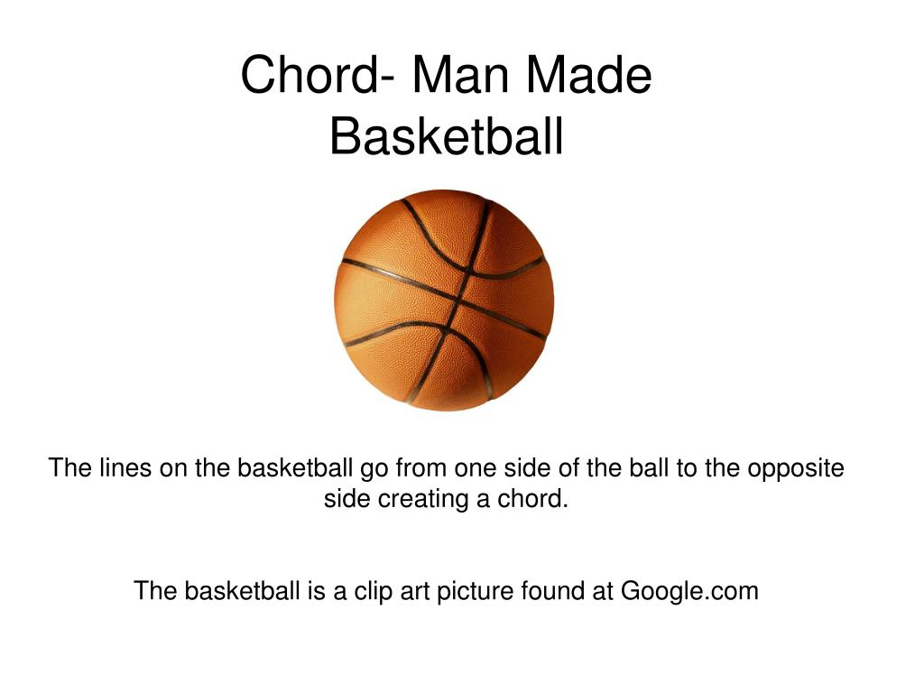 Chord- Man Made
