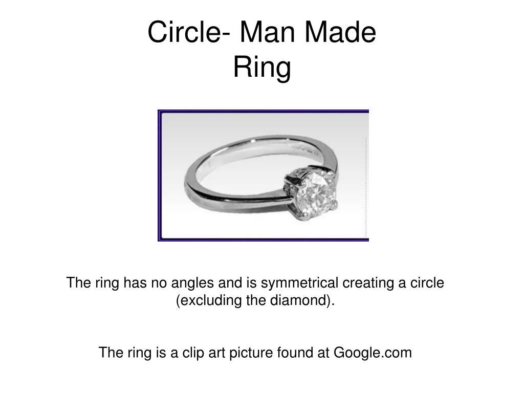 Circle- Man Made