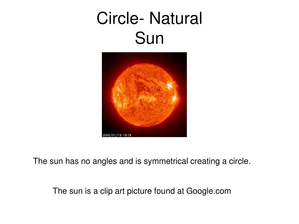 Circle- Natural