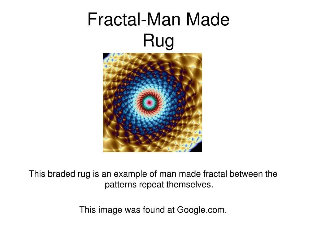 Fractal-Man Made