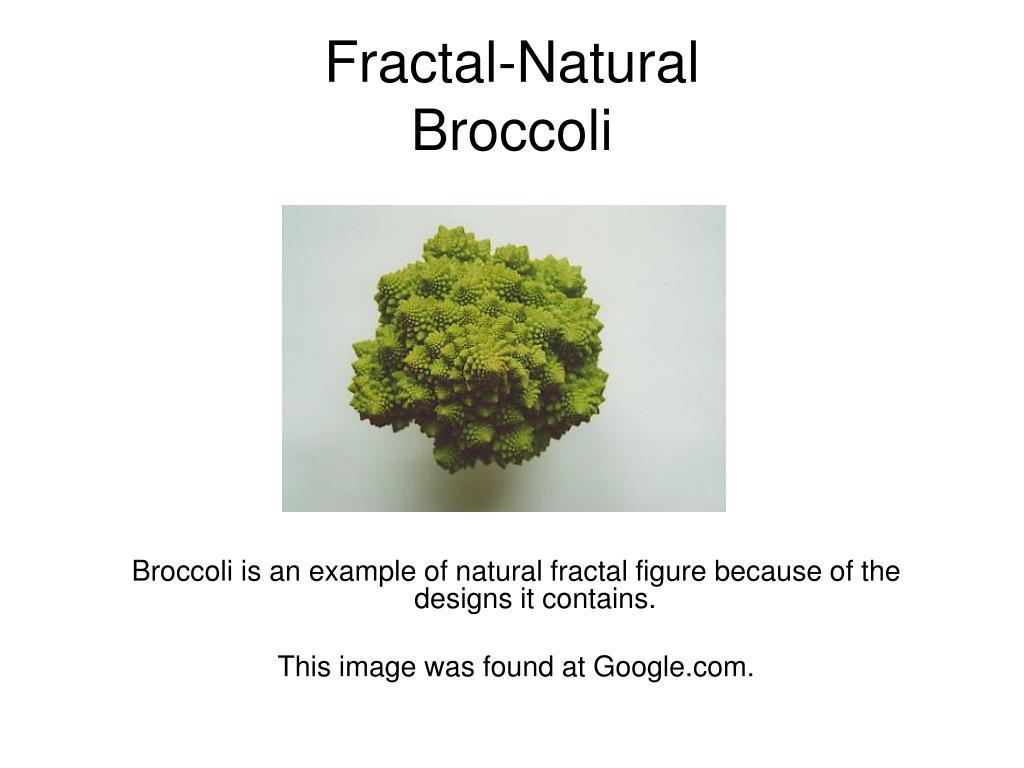 Fractal-Natural