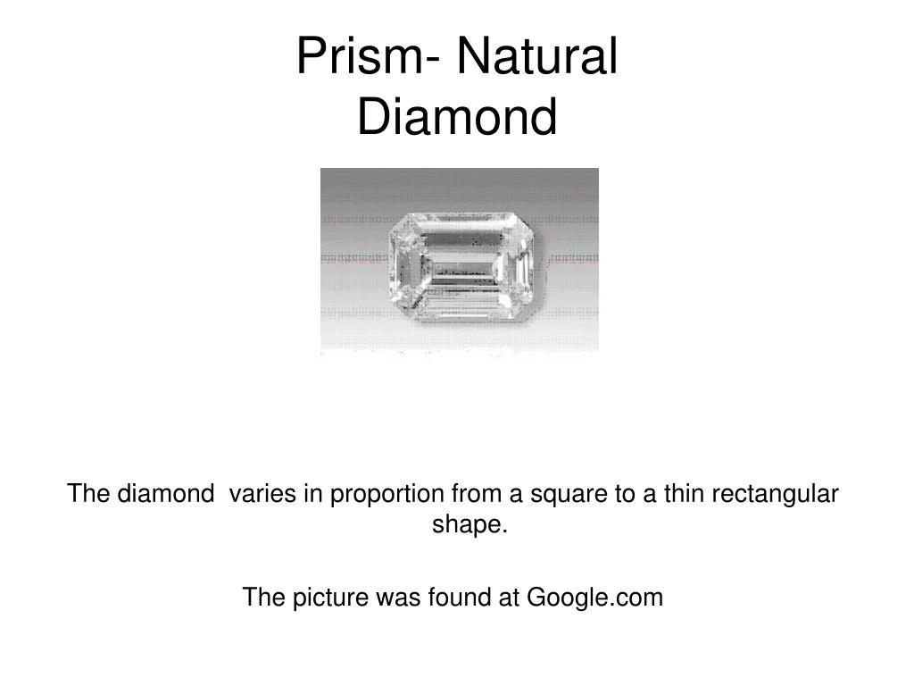 Prism- Natural