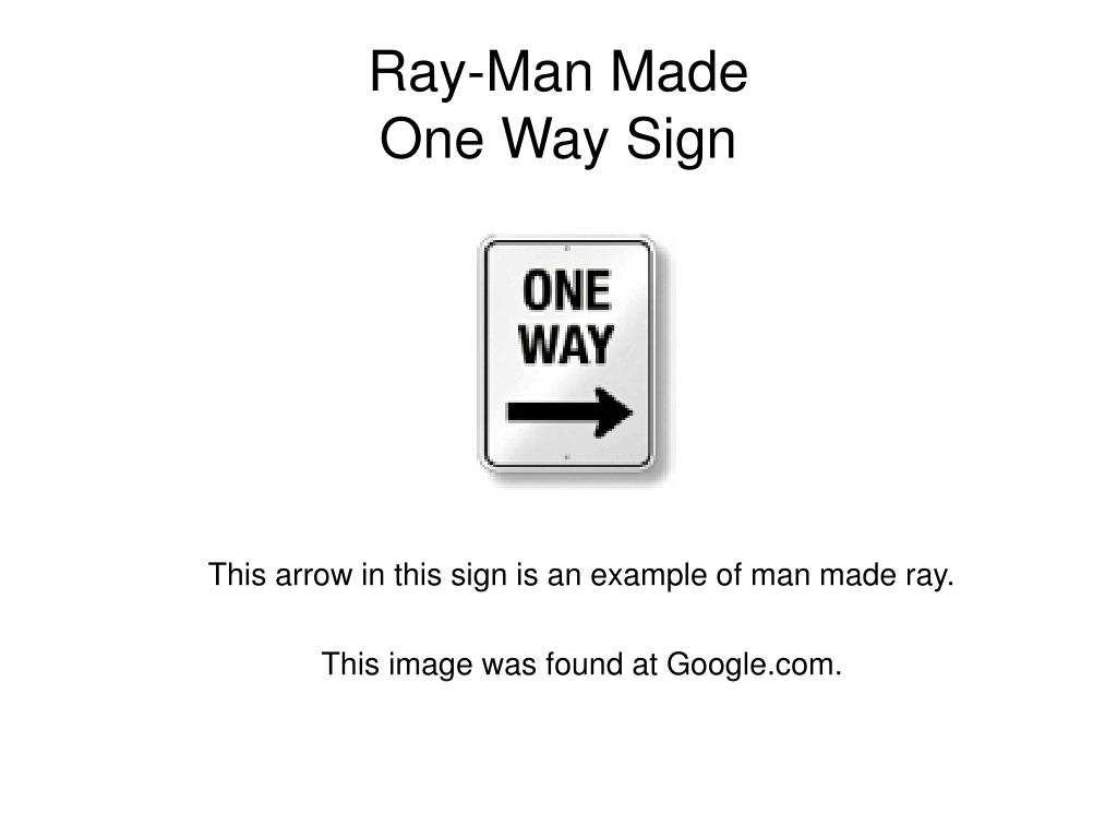 Ray-Man Made