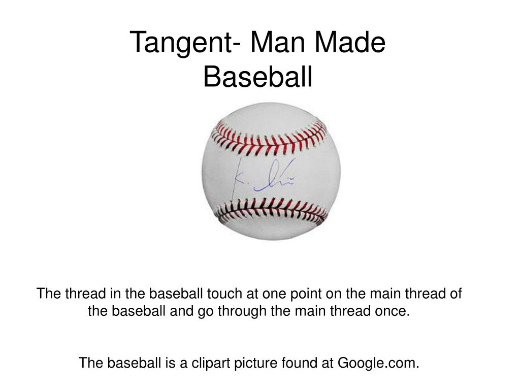 Tangent- Man Made