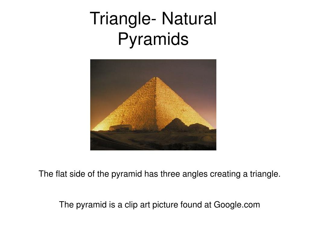 Triangle- Natural