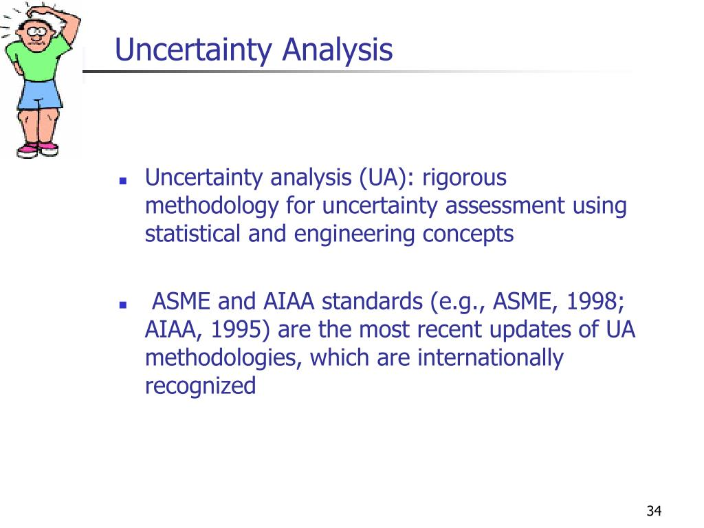Uncertainty Analysis