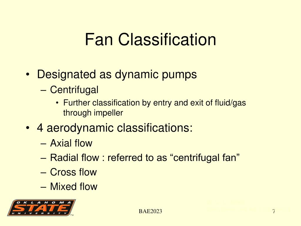 Fan Classification