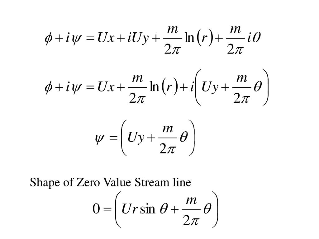 Shape of Zero Value Stream line