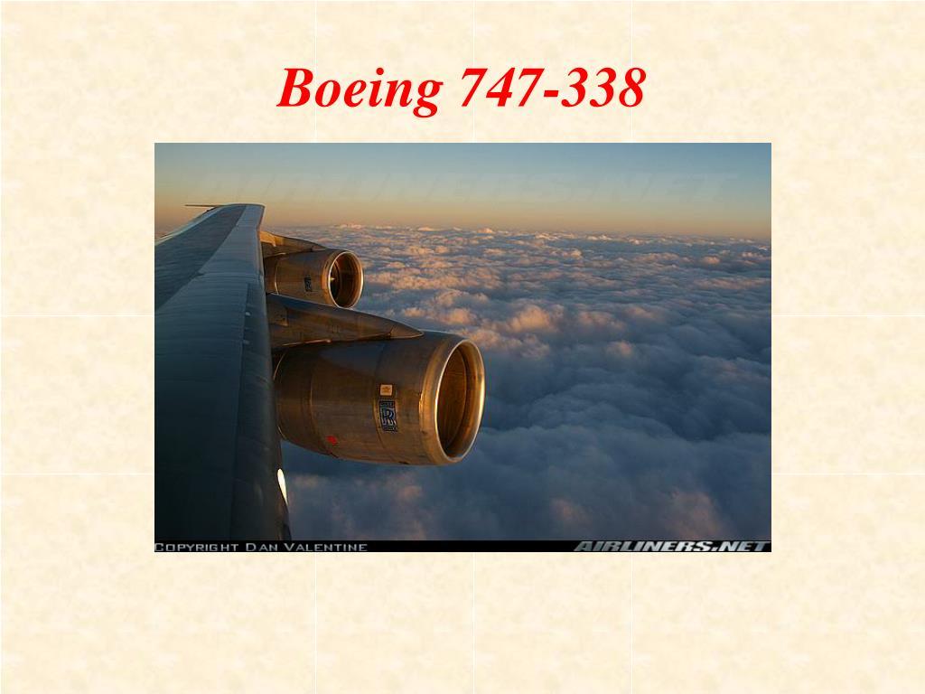 Boeing 747-338