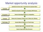 market opportunity analysis10