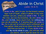 god s truth in your life5