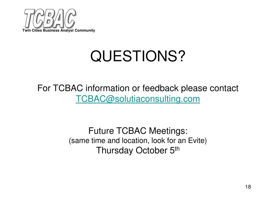 TCBAC