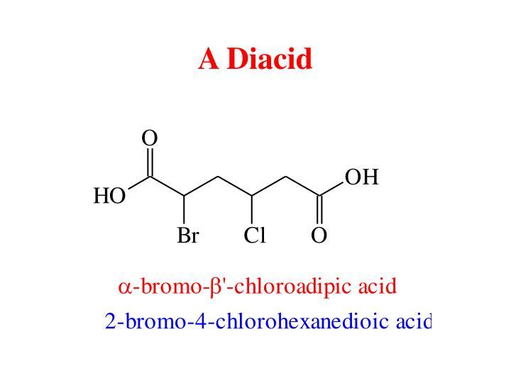 A Diacid
