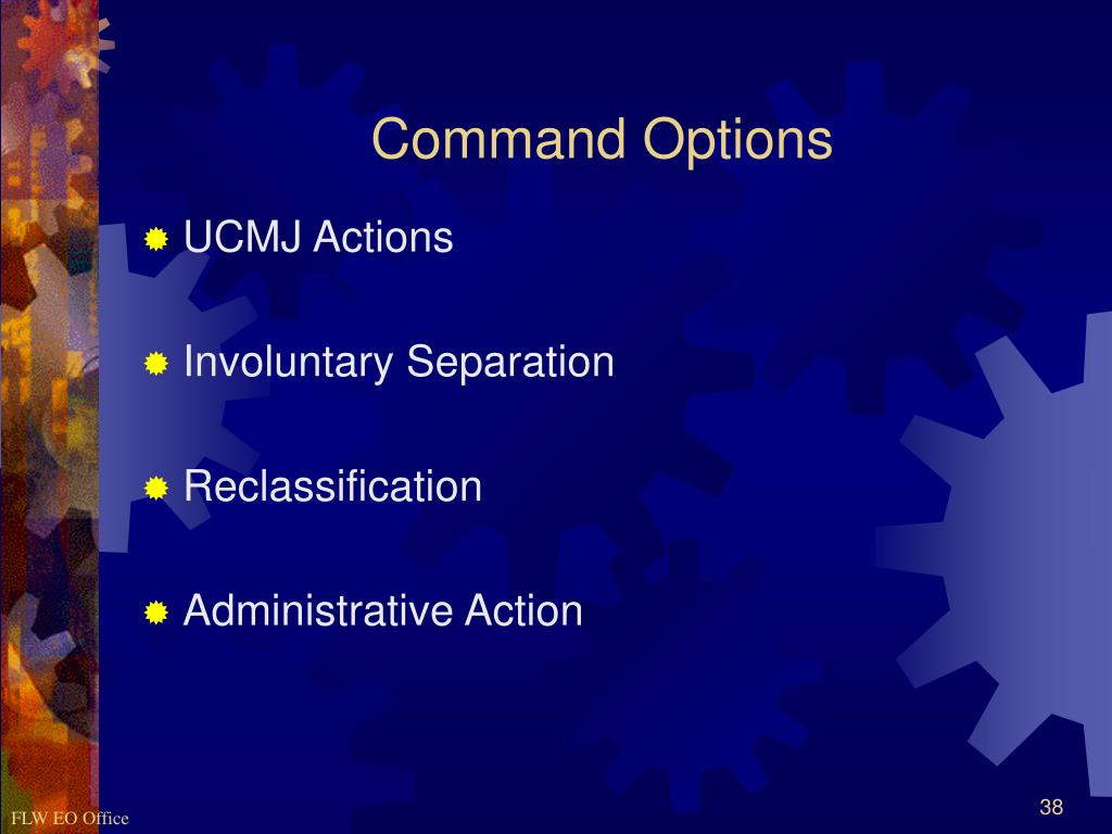 Command Options