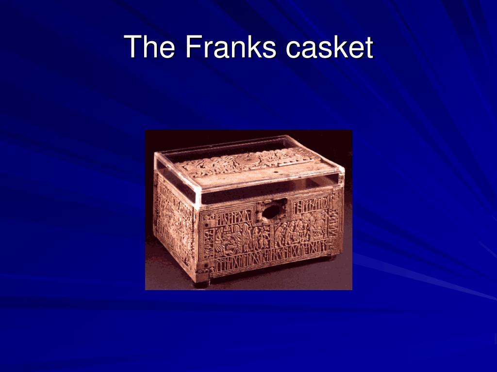 The Franks casket