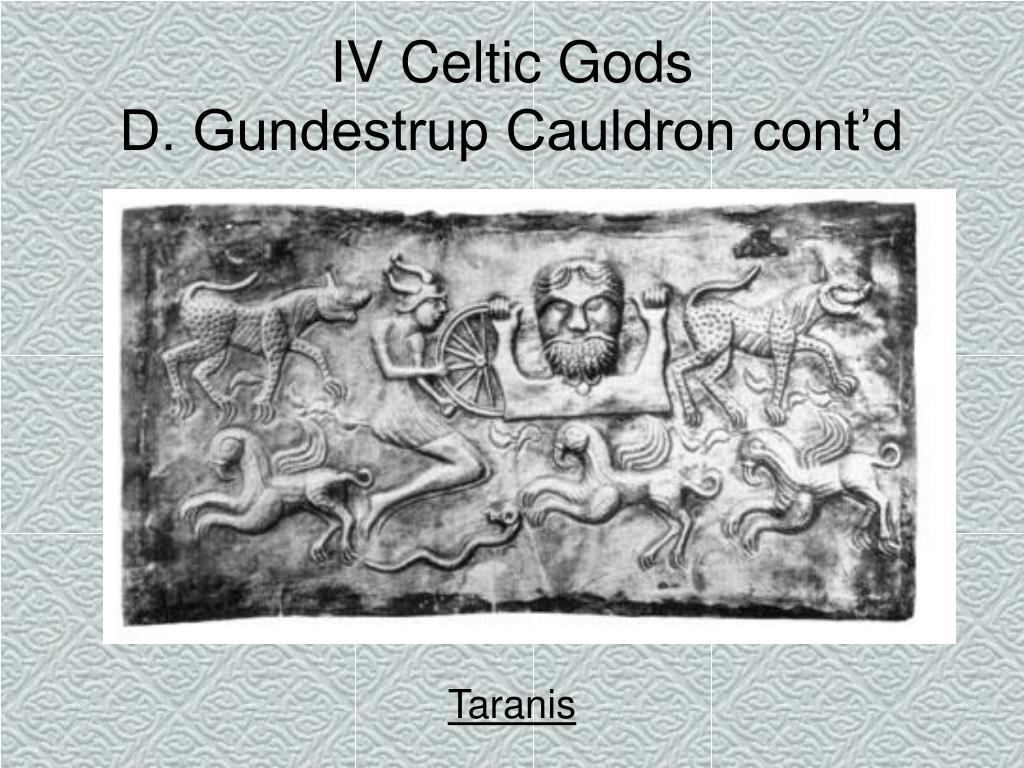 IV Celtic Gods