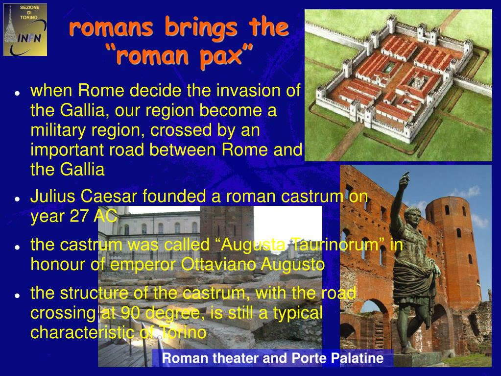 romans brings the