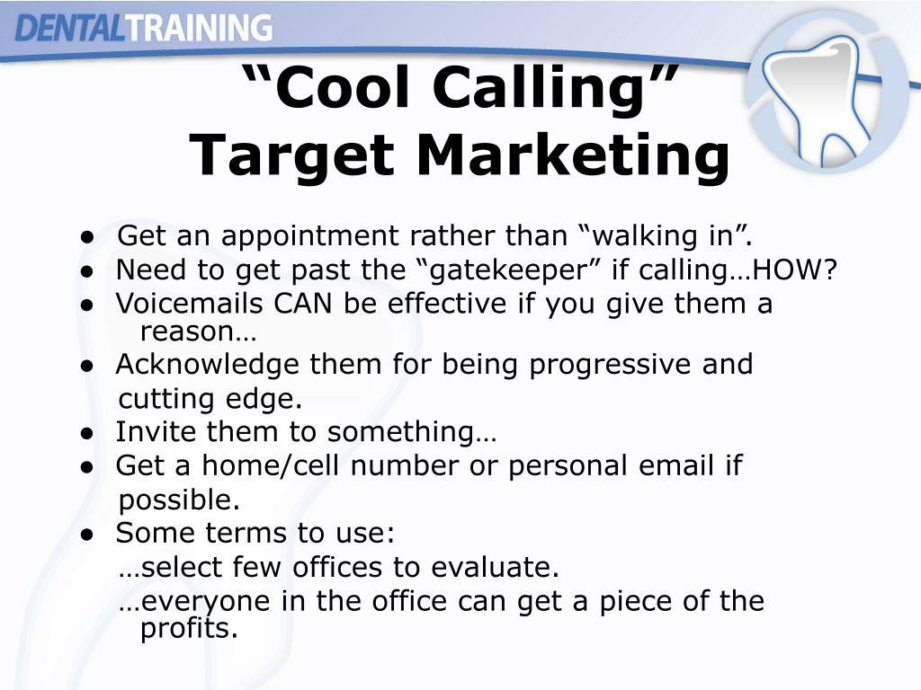"""""""Cool Calling"""""""