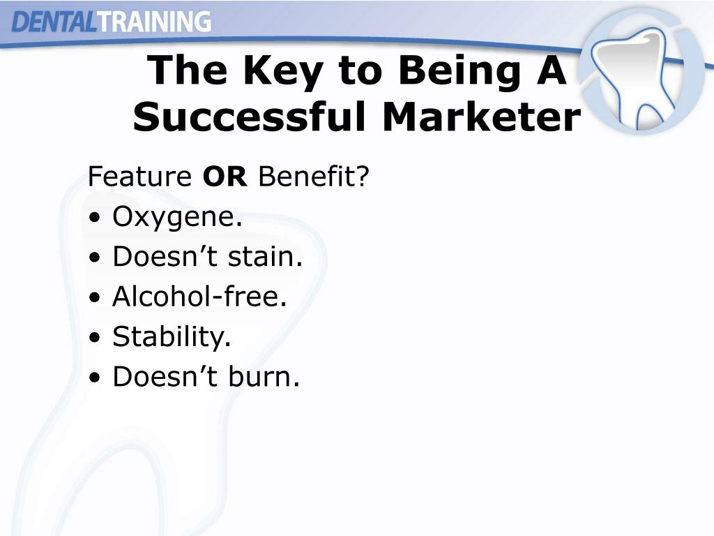 The Key to Being A Successful Marketer