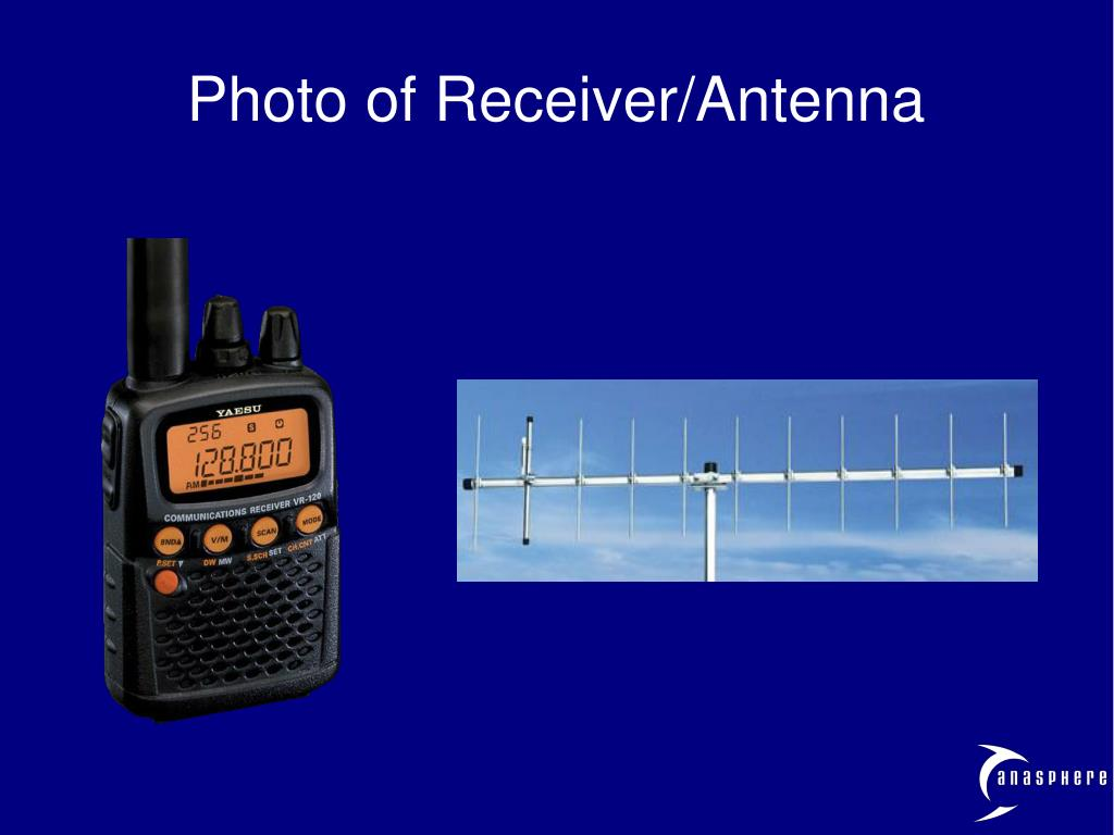 Photo of Receiver/Antenna