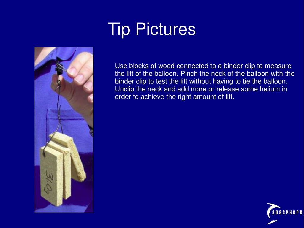 Tip Pictures
