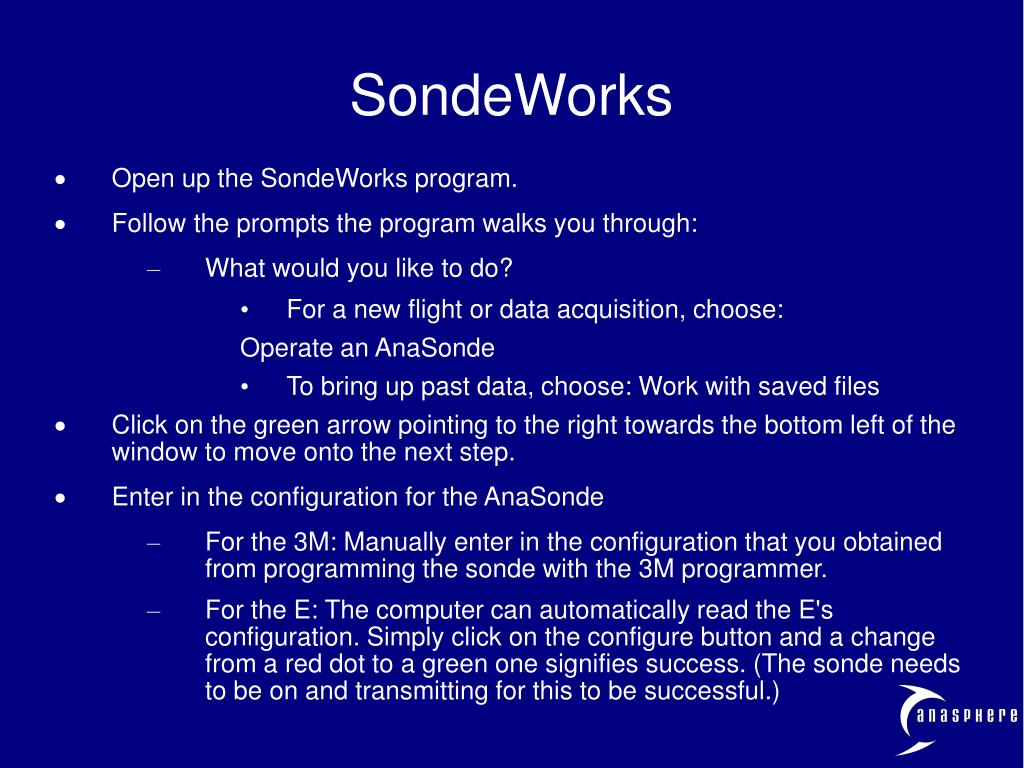 SondeWorks