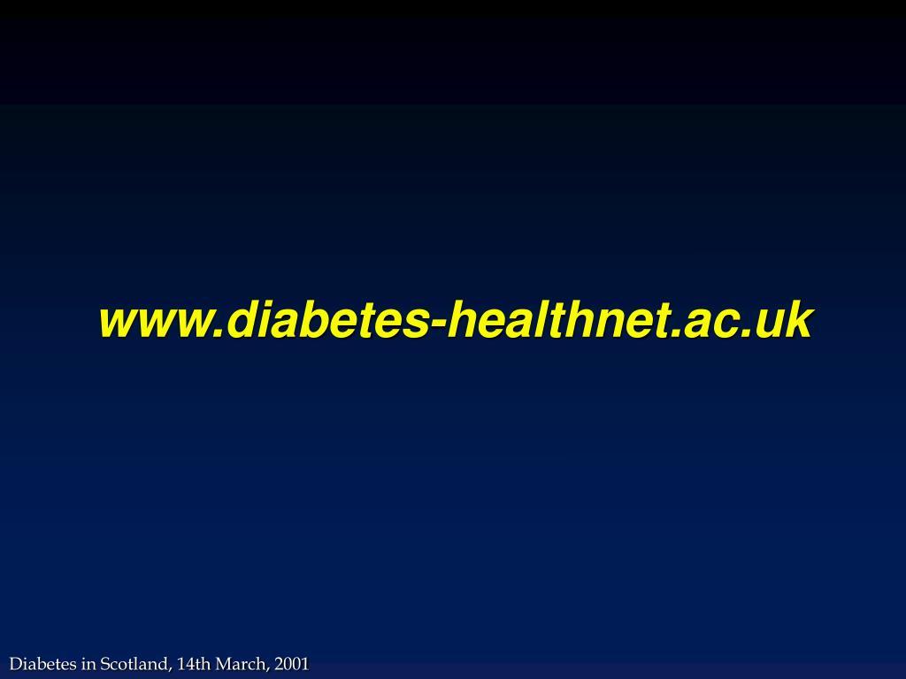 www.diabetes-healthnet.ac.uk